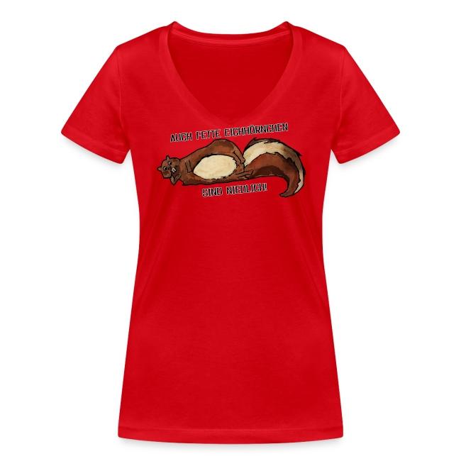 Fette Eichhörnchen Frauen
