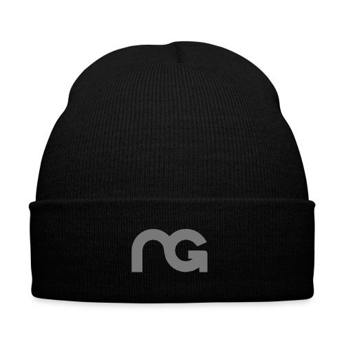 NGM Lue grå logo - Winter Hat