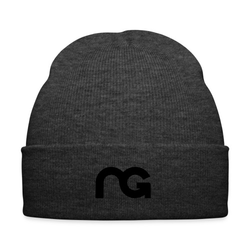NGM Lue sort logo - Winter Hat