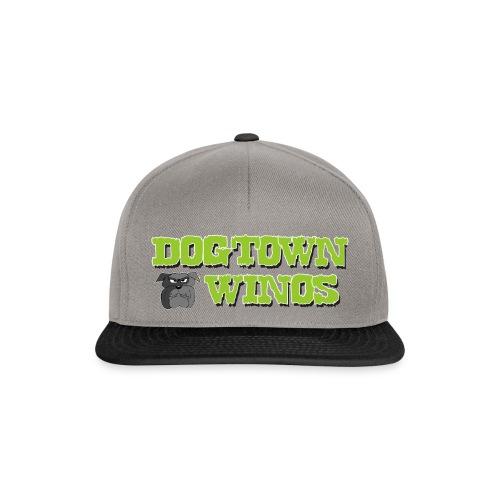 DW Cap - Snapback Cap