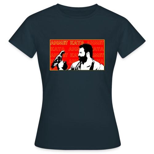Kurdish Hero Ahmet Kaya - Frauen T-Shirt