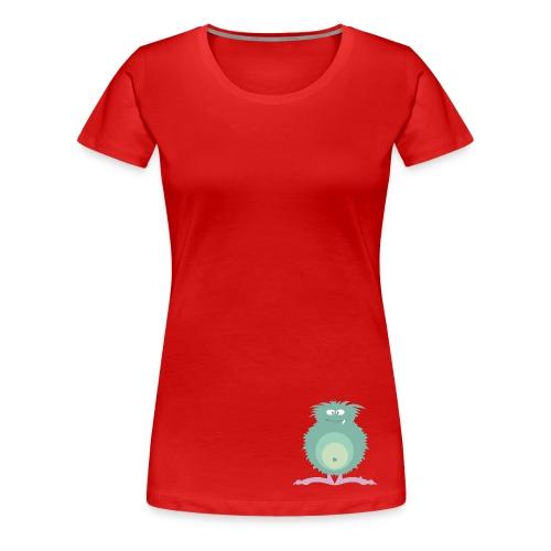 Monstermäßig - Frauen Premium T-Shirt