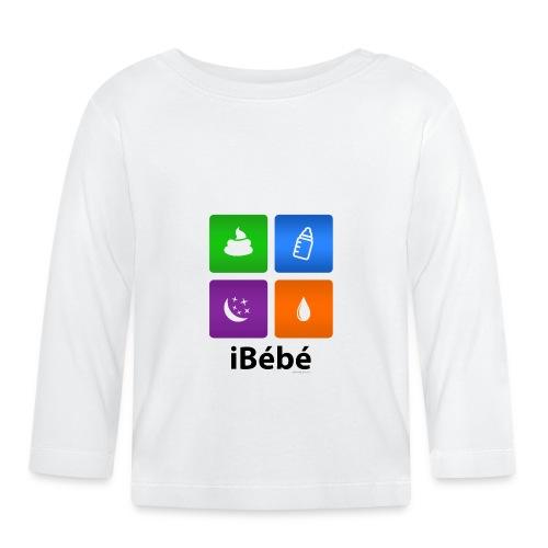 iBébé - T-shirt manches longues Bébé