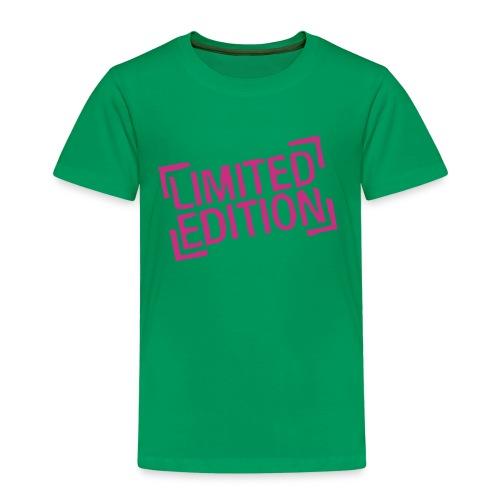 Green shirt - Kids' Premium T-Shirt