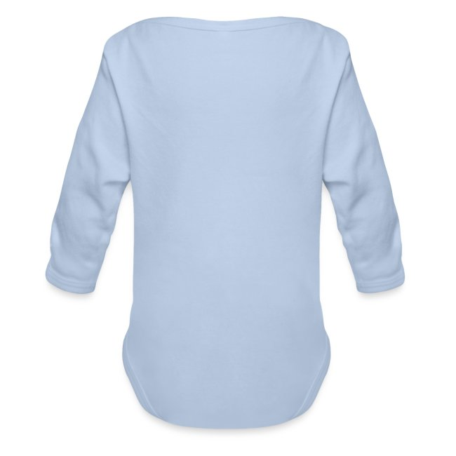 """Well-Behaved"" Long-Sleeve One Piece"