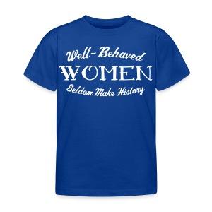 Well-Behaved Kid's Premium T-Shirt - Kids' T-Shirt