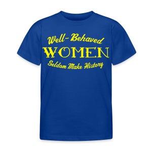 Well-Behaved Kid's T-Shirt - Kids' T-Shirt