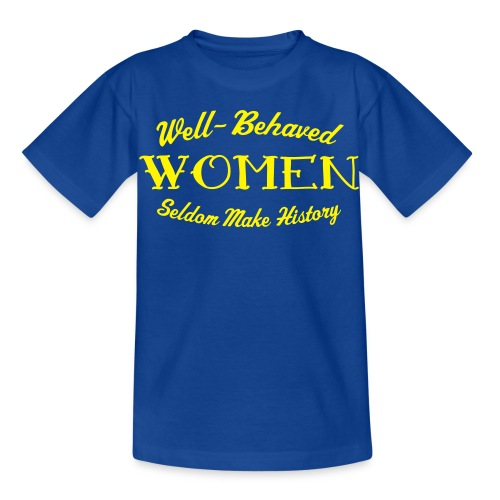 Well-Behaved Kid's T-Shirt - Kids' T-Shirt