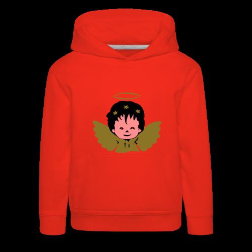 TIAN GREEN Shirts Kids - Christkind - Kinder Premium Hoodie