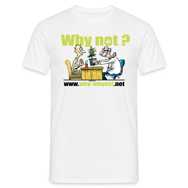 Whynot a plant - Men's T-Shirt