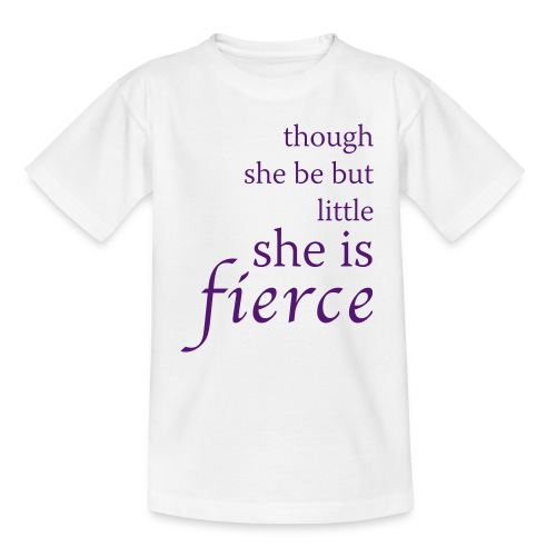Fierce Kids' T-Shirt - Kids' T-Shirt