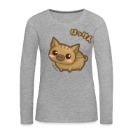 Long Sleeve Shirts ~ Women's Premium Longsleeve Shirt ~ Boar Shirt