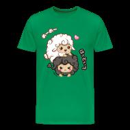T-Shirts ~ Men's Premium T-Shirt ~ Bruno & Herbert T-Shirt
