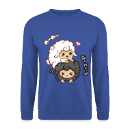 Hoodies & Sweatshirts ~ Men's Sweatshirt ~ Bruno & Herbert Pullover