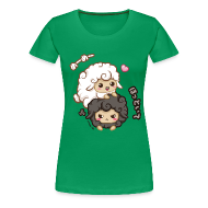 T-Shirts ~ Women's Premium T-Shirt ~ Bruno & Herbert T-Shirt
