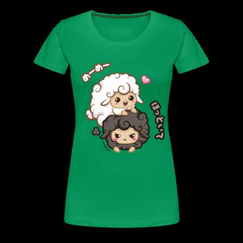 Bruno & Herbert T-Shirt - Frauen Premium T-Shirt