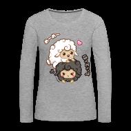 Long Sleeve Shirts ~ Women's Premium Longsleeve Shirt ~ Bruno & Herbert Shirt