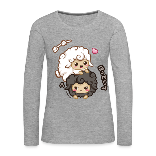 Bruno & Herbert Shirt - Frauen Premium Langarmshirt