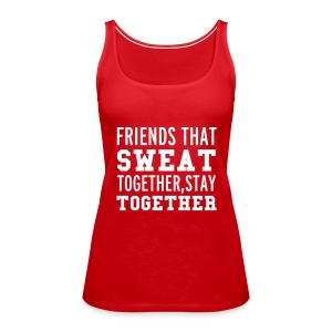 Fitness Tops - Women's Premium Tank Top