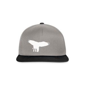 Adlerfant Pure Cap Grey - Snapback Cap