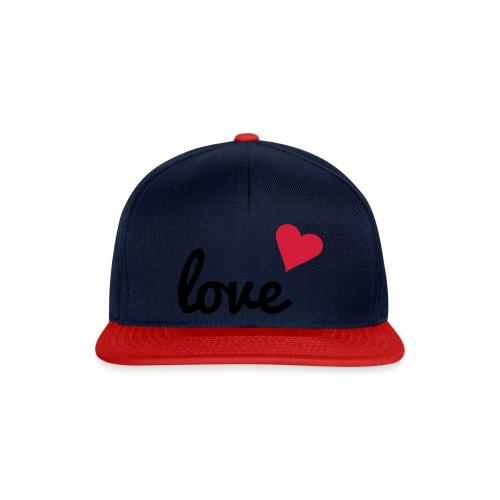 Love Snapback - Snapback Cap