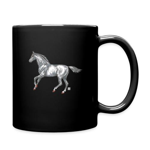 Tasse *Pferd* - Tasse einfarbig