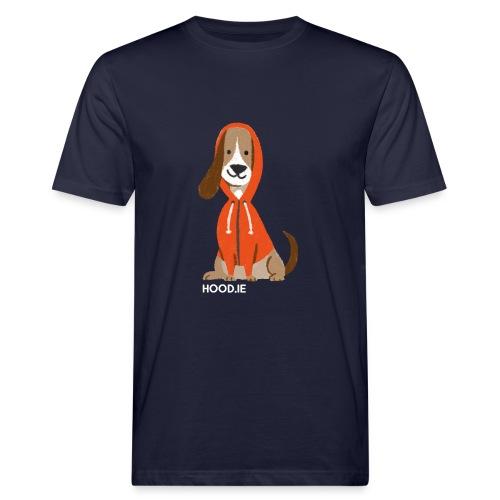 Premium T-Shirt Straight Cut Black: Dog - Men's Organic T-Shirt