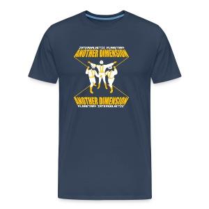INTERGALACTIC - Men's Premium T-Shirt