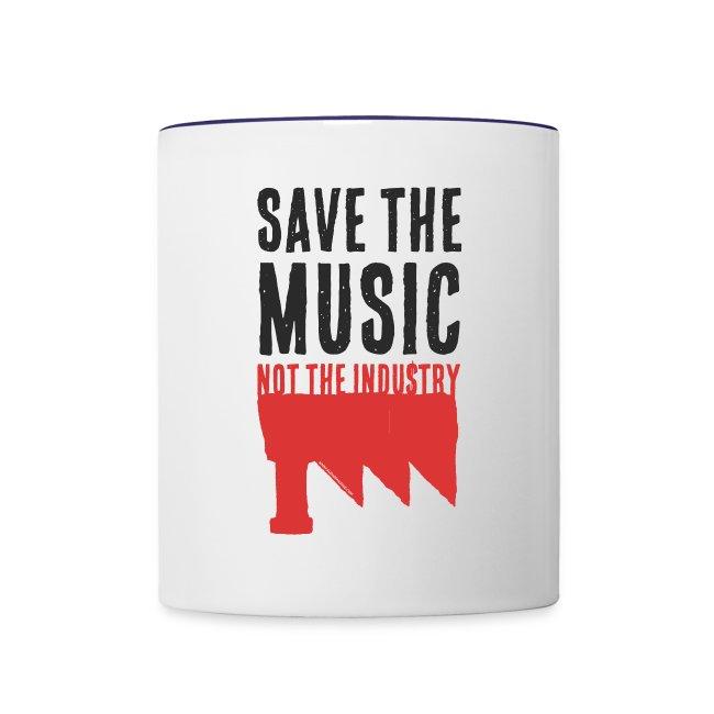 Save the Music (Mug)
