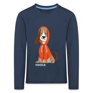 Small Sizes & Kids T-Shirt Black: Dog - Kids' Premium Longsleeve Shirt