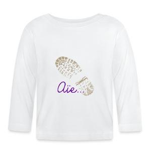Aïe... - T-shirt manches longues Bébé