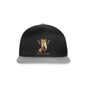 Say no to Fur IV - Casquette snapback