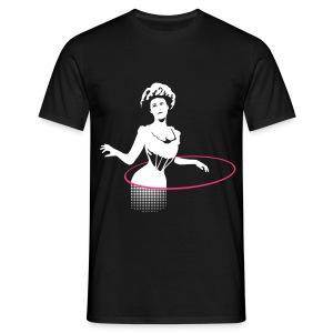 19th Century Hula (Premium T) - Men's T-Shirt