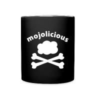 Mugs & Drinkware ~ Full Colour Mug ~ Mojolicious Pirate Cloud Mug