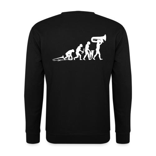 Evolution of Brass - Mannen sweater