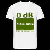 Tee shirts ~ Tee shirt Homme ~ Fight the Loudness War (Man)