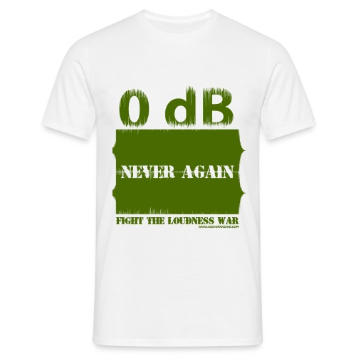 Fight the Loudness War (Man) - T-shirt Homme