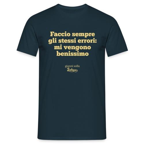 TSHIRT DELLA PERSEVERANZA - Maglietta da uomo