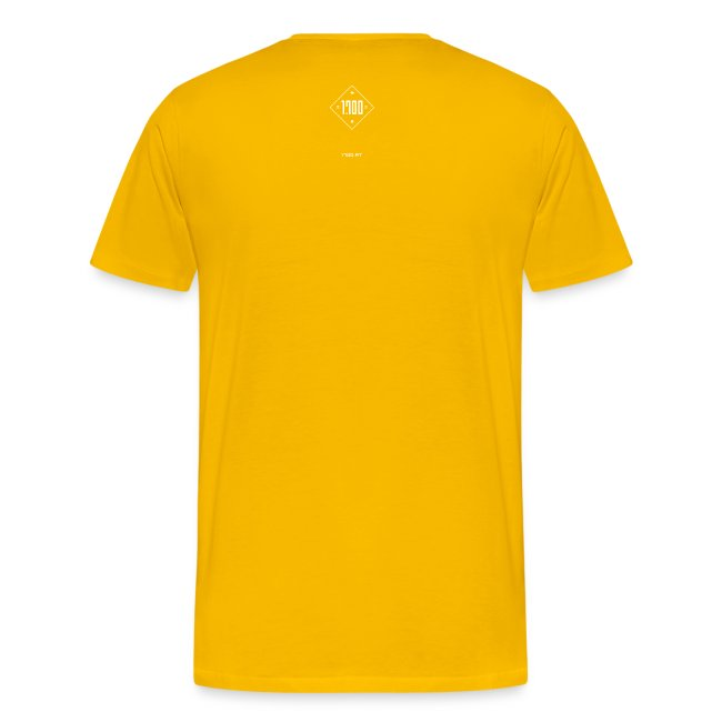 1700 T-Shirt laufender Polizist