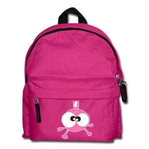 Rugzak voor kinderen - Rugzak MoCards met roze giraffe
