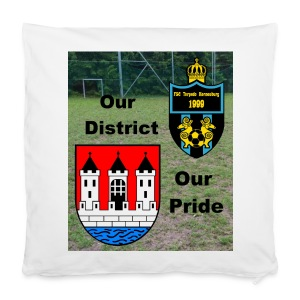 Our District Our Pride Polsterbezug 40x40 - Kissenbezug 40 x 40 cm
