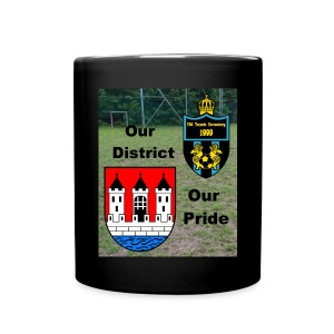 Our District Our Pride Tasse - Tasse einfarbig