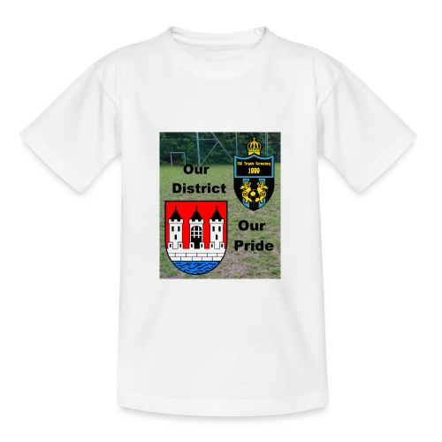 Our District Our Pride KinderT-Shirt - Kinder T-Shirt