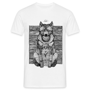 Canis Lupus tee - Men's T-Shirt