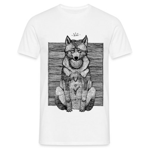 Canis Lupus tee - Men's T-Shirt