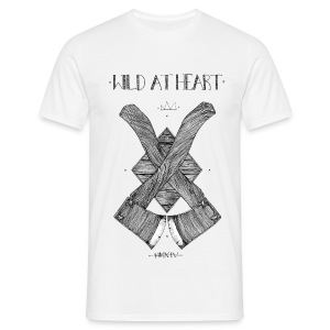Wild at Heart tee - Men's T-Shirt