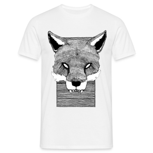 Fox Head tee - Men's T-Shirt