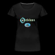 T-Shirts ~ Frauen Premium T-Shirt ~ Orleans Schiffer