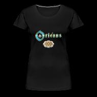 T-Shirts ~ Frauen Premium T-Shirt ~ Orleans Technik