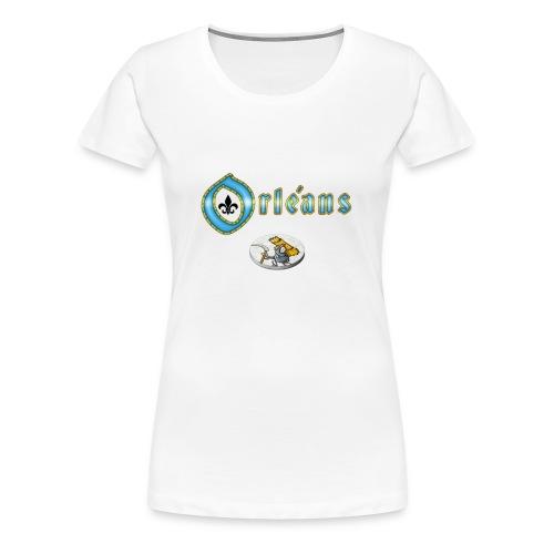Orleans Bauer - Frauen Premium T-Shirt